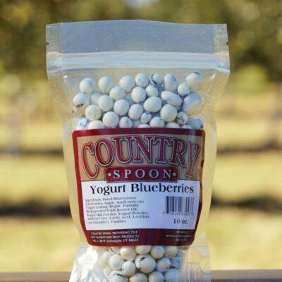 Country Spoon Yogurt Blueberries 10oz