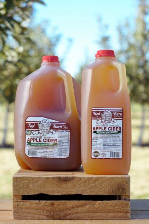 Red Barn Apple Cider