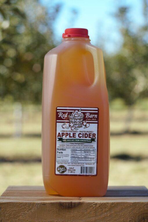 Red Barn Apple Cider Half Gallon