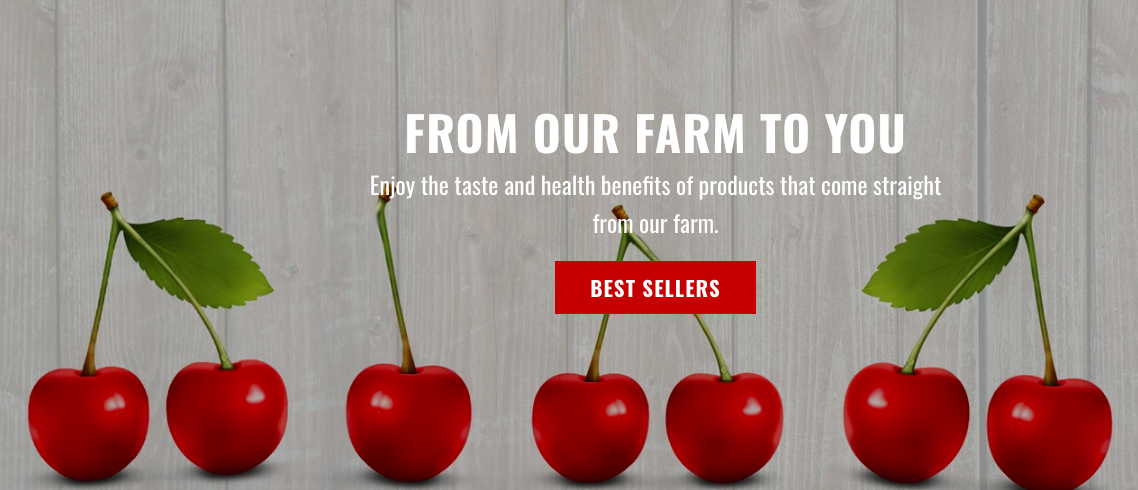 Stock your pantry with goods from the Country Spoon